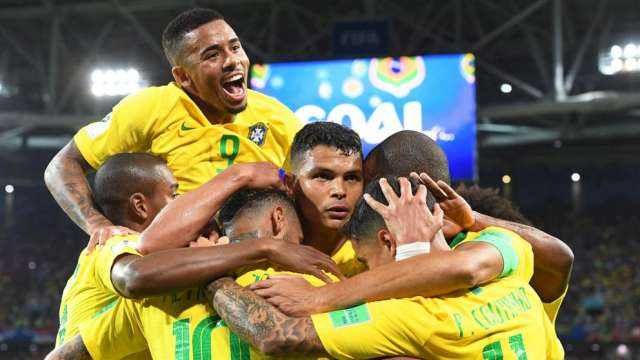 BRASIL DOBLEGA A ARGENTINA 2-0 Y CALIFICA A LA FINAL DE LA COPA AMÉRICA 2019