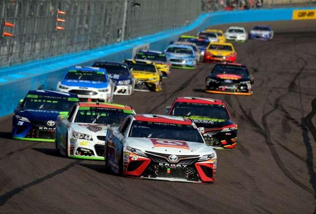 TODO LISTO PARA EL NASCAR PEAKS SERIES CHIHUAHUA