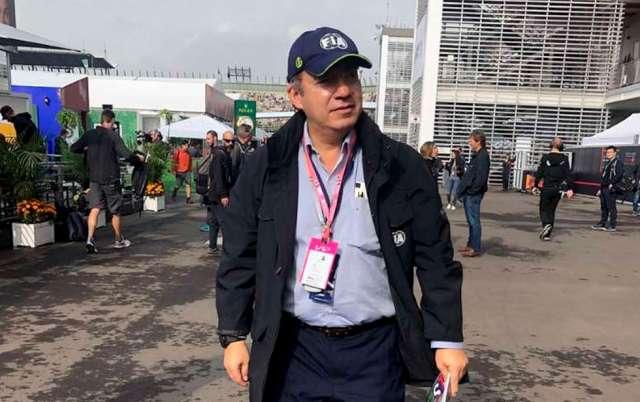 FELIPE CALDERÓN, DE PRESIDENTE DE MÉXICO A TRABAJAR EN LA FIA