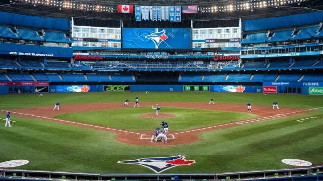 GOBIERNO DE CANADÁ: BLUE JAYS NO JUGARÁ EN TORONTO LA TEMPORADA DE MLB