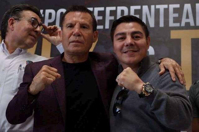 CONFIRMAN LA TERCERA PELEA JULIO CÉSAR CHÁVEZ VS TRAVIESO ARCE