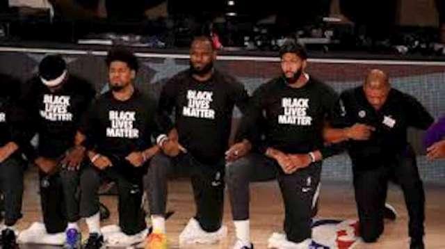 PROTESTAS CONTRA EL RACISMO PARALIZAN EL DEPORTE EN EUA