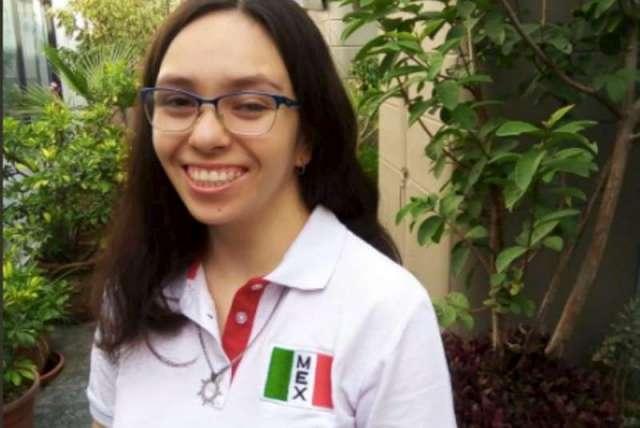 ANA PAULA JIMÉNEZ, LA MEXICANA QUE HACE HISTORIA AL GANAR DOS OLIMPIADAS INTERNACIONALES DE MATEMÁTICAS