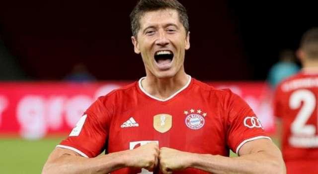 LEWANDOWSKI GANA EL PREMIO FIFA THE BEST A MEJOR JUGADOR DEL 2020